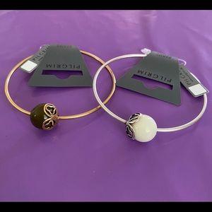 Pilgrim Gold Tone & Silver Tone Bracelets